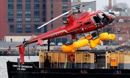 'Thủ phạm' khiến trực thăng rơi tại New York là hành lý của khách