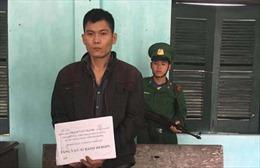 Bắt đối tượng vận chuyển heroin từ Lào về Việt Nam
