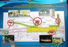 Nhà ga ngầm Hồ Gươm sẽ tác động thế nào tới khu dân cư?