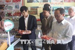 Thanh Hóa phát triển chuỗi cung ứng thực phẩm an toàn