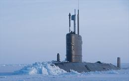Anh triển khai tàu ngầm hạt nhân đến Bắc Cực