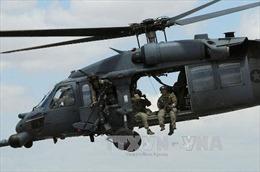 Rơi máy bay quân sự Mỹ ở Iraq, toàn bộ quân nhân thiệt mạng