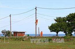 Đảm bảo cấp nguồn điện lưới quốc gia cho huyện đảo Cồn Cỏ