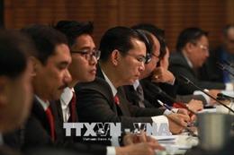 ASEAN và Australia ký Biên bản ghi nhớ 'Tăng cường hợp tác chống khủng bố quốc tế'