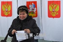 Bầu cử Tổng thống Nga 2018: Các địa điểm bỏ phiếu tại thủ đô Moskva mở cửa đón cử tri