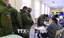 Trang mạng của Ủy ban Bầu cử Trung ương Nga bị tấn công