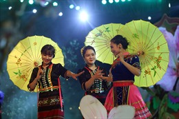 Thi trang phục truyền thống các dân tộc tỉnh Điện Biên