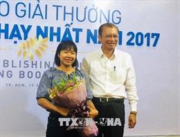 Sách của nhà văn Nguyễn Nhật Ánh, Nguyễn Ngọc Tư và Tony Buổi sáng bán chạy nhất