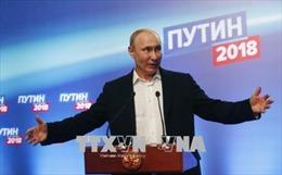 Điện mừng Tổng thống Liên bang Nga