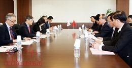 Bí thư Thành uỷ Nguyễn Thiện Nhân mong muốn JICA xem xét, tiếp tục hỗ trợ vốn ODA
