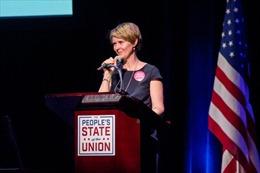 Ngôi sao của loạt phim 'Sex and the City' tranh cử chức thống đốc bang New York