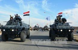 Quân đội Iraq bắt giữ 2 thủ lĩnh cấp cao IS gần Mosul