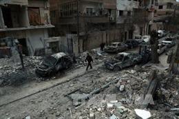 Syria: Nhiều thương vong trong vụ không kích tại Đông Ghouta