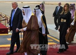 Tổng thống Donald Trump đánh giá cao hiệu quả của thỏa thuận vũ khí Mỹ - Saudi Arabia