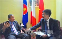 Việt Nam - Italy trải qua thời kỳ tốt đẹp nhất của quan hệ Đối tác Chiến lược