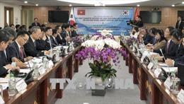 Quan hệ Đối tác hợp tác chiến lược Việt Nam - Hàn Quốc phát triển tích cực
