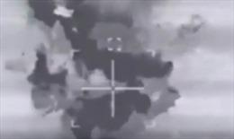 Xem tiêm kích F-16 của Israel thổi bay lò phản ứng hạt nhân Syria