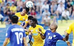 Vòng 3 V-League 2018: Khi nhà vô địch 'đại chiến' Á quân