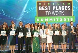 Vingroup chiếm ưu thế tuyệt đối trong Top 100 nơi làm việc tốt nhất Việt Nam