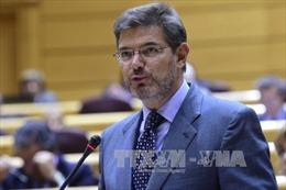 Tây Ban Nha cáo buộc Hội đồng lập pháp vùng Catalonia chống lại pháp luật và thể chế