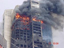 Những vụ hỏa hoạn cao ốc khủng khiếp nhất trong lịch sử