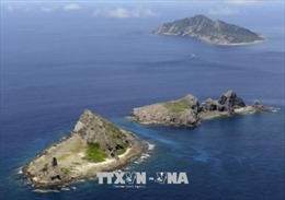Ba tàu Trung Quốc xâm phạm lãnh hải Nhật Bản