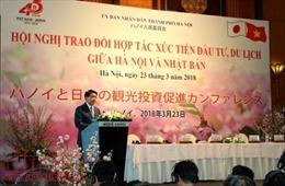 Hà Nội kêu gọi xúc tiến đầu tư vào lĩnh vực nông nghiệp công nghệ cao, y tế, môi trường