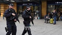 Cảnh sát Anh điều tra bưu kiện khả nghi tại London