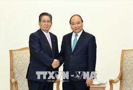 Thủ tướng Nguyễn Xuân Phúc tiếp Cố vấn Nội các Thủ tướng Nhật Bản