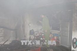 'Bà hỏa' lại thiêu rụi một căn nhà tại khu dân cư ở Đà Lạt