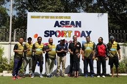 Ngày hội thể thao ASEAN tại Ấn Độ