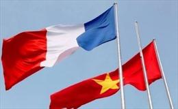 Tình hữu nghị truyền thống góp phần nâng cao mối quan hệ Việt Nam - Pháp
