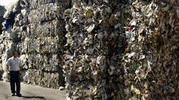 Mỹ đối mặt với vấn đề lớn sau khi Trung Quốc ngừng nhập khẩu rác