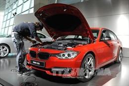 BMW thu hồi hàng chục nghìn xe lỗi tại Trung Quốc