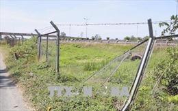 Hàng trăm điểm rào hành lang an toàn cao tốc TP Hồ Chí Minh – Trung Lương bị phá hỏng