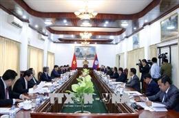 Thủ tướng Thongloun Sisoulith đánh giá cao sự hợp tác giữa hai Cơ quan thanh tra Việt- Lào