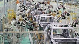 Thaco khánh thành nhà máy sản xuất xe du lịch Thaco Mazda