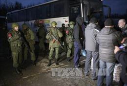Nhóm tiếp xúc ba bên đạt thỏa thuận ngừng bắn mới tại miền Đông Ukraine