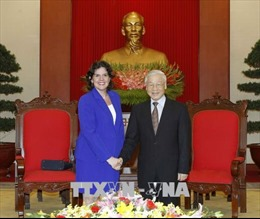 Tiếp tục gìn giữ tình đoàn kết hữu nghị đặc biệt Việt Nam - Cuba