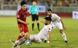 Trận đội tuyển Jordan - đội tuyển Việt Nam: Chờ HLV Park Hang-seo trổ tài