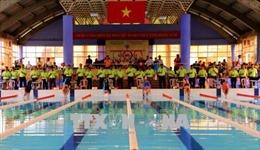 TP Hồ Chí Minh dẫn đầu toàn đoàn Giải bơi - lặn vô địch quốc gia bể 25m