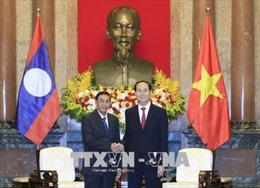 Tăng cường quan hệ truyền thống, đoàn kết đặc biệt và hợp tác toàn diện Việt Nam - Lào