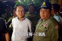 Tòa Phúc thẩm Campuchia bác đơn kháng cáo của cựu thủ lĩnh đối lập Kem Sokha