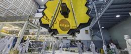 NASA lùi thời gian phóng kính thiên văn vũ trụ James Webb tới năm 2020