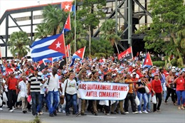 Cuba trên con đường đã chọn