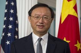 Ủy viên Quốc vụ Trung Quốc Dương Khiết Trì thăm Hàn Quốc