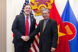 Việt Nam - Hoa Kỳ tăng cường hợp tác trong lĩnh vực nhân đạo