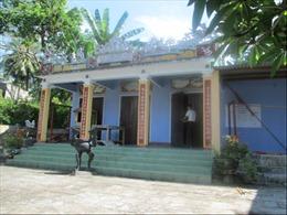 Đà Nẵng: Quận Liên Chiểu đề nghị giữ lại các di tích tín ngưỡng ở làng Nam Ô