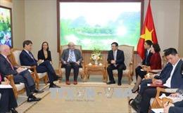 Phó Thủ tướng Vương Đình Huệ: Tăng cường mối quan hệ hợp tác với Quỹ Tiền tệ quốc tế