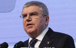 Chủ tịch IOC thăm Triều Tiên